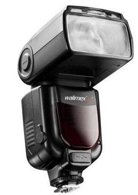 Walimex Pro E TTL FW 950 Walimex Pro E TTL FW 950 Systemblitz für Canon statt 175€ für 99€