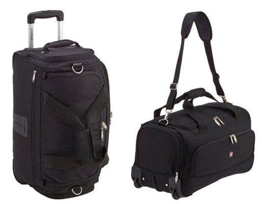 Wenger Reisetasche auf Rollen 51 Liter für 54,95€ (statt 120€)