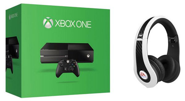 Xbox One 500GB + Monster MVP Headset für 349,95€