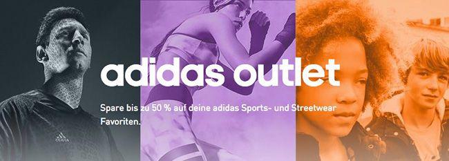 adidas mit bis zu 50% Rabatt auf reduzierte Outlet Artikel oder 15% auf alles + VSK   Update