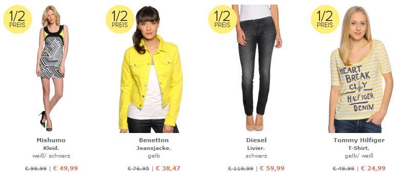dress Angebote Tommy Hilfiger Mercer Jeans ab 49,95€ bei dress for less   50% Rabatt auf (fast) alles   Update