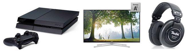 Home Entertainment Angebote bei eBay   Playstation 4, Fernseher, Beamer und mehr