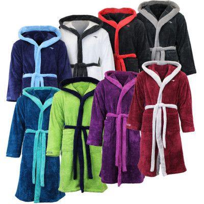 KangaRoos Kapuzenbademantel in 8 verschiedenen Farben für je 23,99€