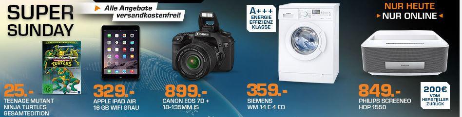 PHILIPS HDP 1550 SCREENEO statt 1.100€ ab 644€ und mehr Saturn Super Sunday Angebote