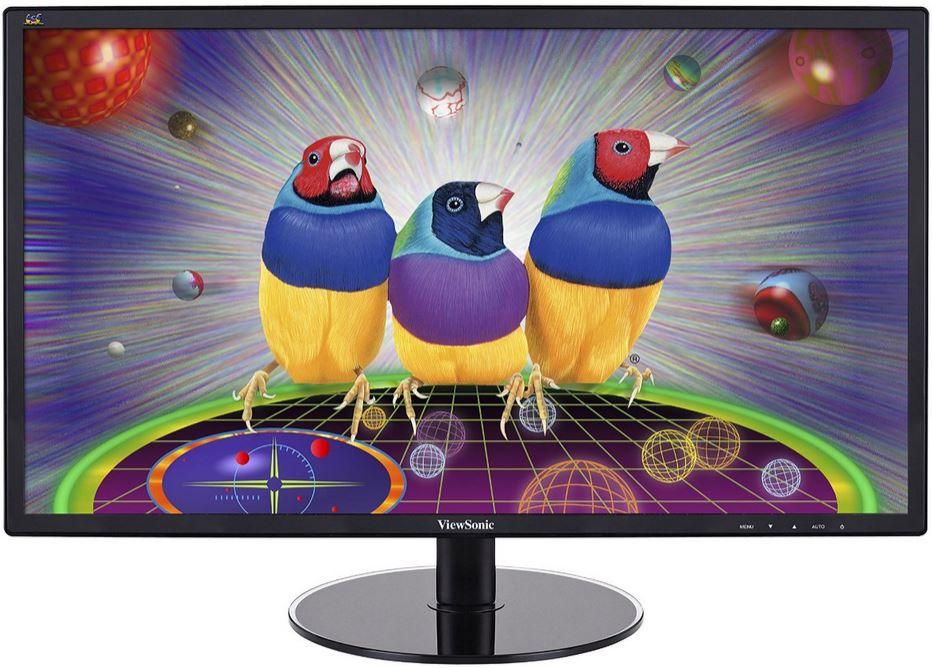 ViewSonic VX2209   21,5 Zoll Monitor mit DVI und VGA für nur 79,35€