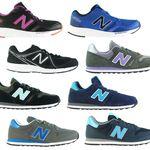 NEW BALANCE – klassische Damen und Herren Sneaker je Paar für 44,99€
