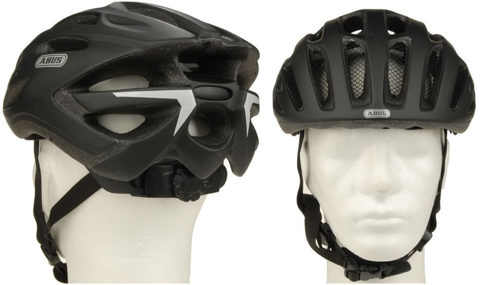 ABUS Fahrradhelm Abus  Strongster   Fahrradhelm für nur 17,99€