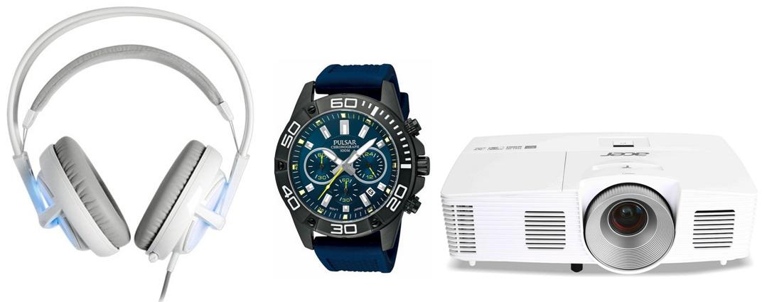 Amazon Blitzangebot Pulsar Herren Armbanduhr für 51,99€ statt 95€   bei den 28 Amazon Blitzangeboten ab 18Uhr