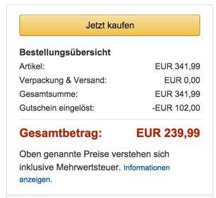 Amazon Kasse Schnell! Philips S9711/31 Series 9000 Elektro Nass  und Trockenrasierer für 239,99€