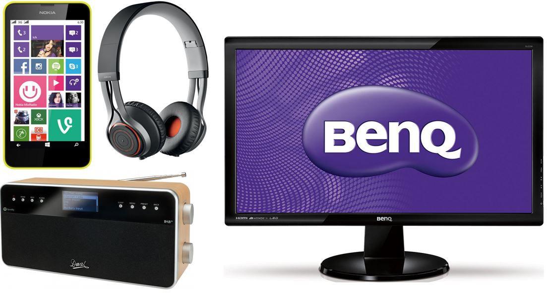 Amazon Oster Angebote11 Grundig 49 VLE 822 BL 124   3D TV bei den 417 Amazon Oster Blitzangeboten bis 12Uhr