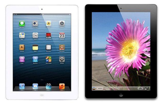 Apple iPad 4 mit Retina Display, 16GB, WLAN + 4G für 349€