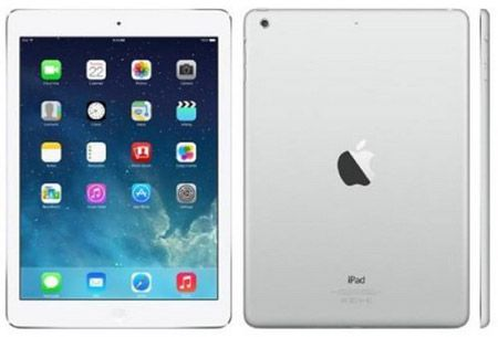 Apple iPad Air Apple iPad Air 16GB WLAN + 4G in Silber für 379€