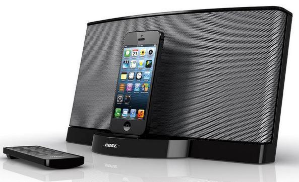 BOSE Sounddock III Bose SoundDock Serie III Digital Music System für 156,28€