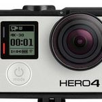 GoPro HERO4 Black Edition – 4K Actioncam [B-Ware] für 139,90€ (statt 256€)
