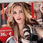 """6 Ausgaben """"ELLE"""" für 1€ dank 35€ Verrechnungsscheck"""