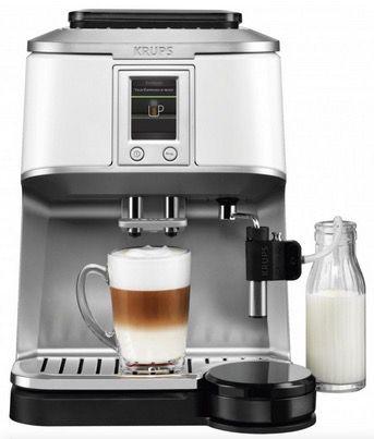 TOP! Krups EA 8441 Kaffeevollautomat mit Touchscreen für 333€