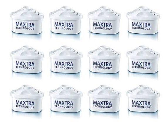 12er Pack Brita Maxtra Filterkartuschen für 39,95€ (statt 47€)