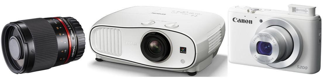 Canon PowerShot S200 Digitalkamera für 179€   bei den 23 Amazon Blitzangeboten ab 18Uhr