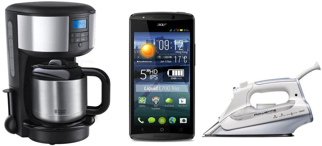 Blitzangebot17 Nokia Lumia 530 Smartphone inkl. Hülle für 68€   bei den 31 Amazon Blitzangeboten ab 18Uhr
