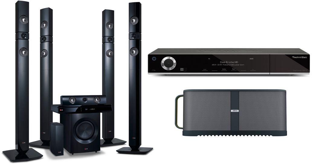 Blitzangebot19 Jabra Solemate Max Bluetooth Lautsprecher für 129,90   bei den sehr guten 28 Amazon Blitzangeboten ab 18Uhr
