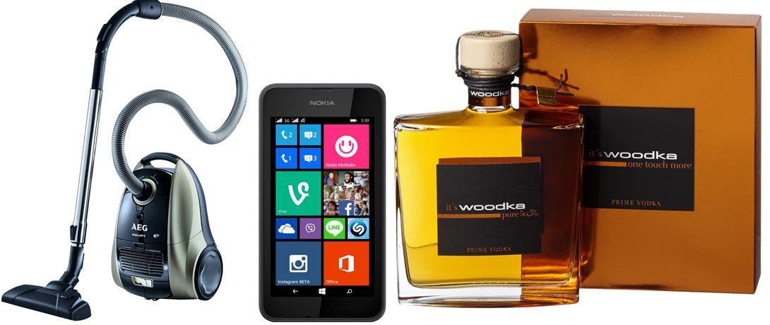 Nokia Lumia 530 Smartphone inkl. Hülle für 68€    bei den 38 Amazon Blitzangeboten ab 18Uhr