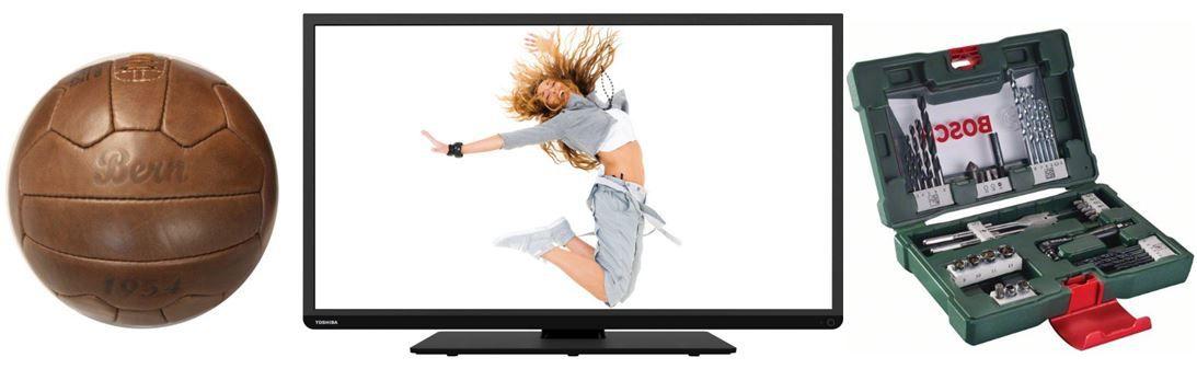 Toshiba 32L3433DG   32 Zoll TV   bei den 73 Amazon Blitzangeboten bis 11Uhr   Update