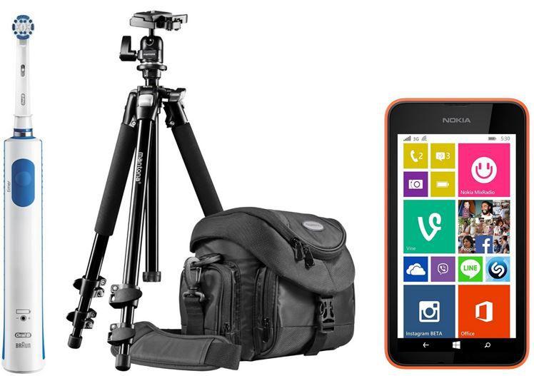 Blitzangebot30 Mantona Fototasche + Kamerastativ Scout für 69,95€   bei den 32 Amazon Blitzangeboten ab 18Uhr