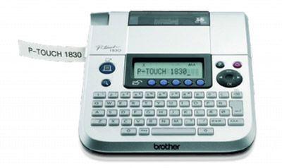 Brother P Touch 1830 Brother P Touch 1830 Beschriftungsgerät für 9,99€