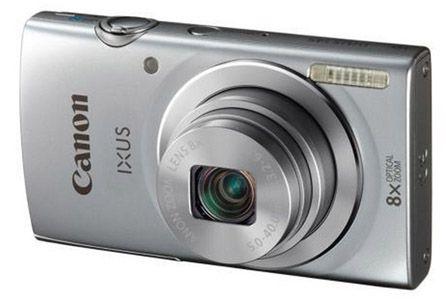 Canon IXUS 145 Digitalkamera mit 16MP und 8x opt Zoom für 59€