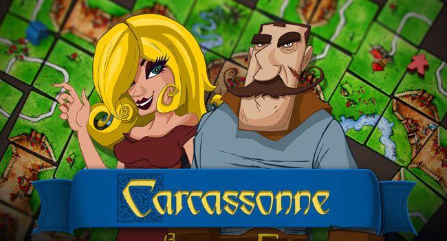 Kostenlos! Carcassonne für Android gratis bei Amazon