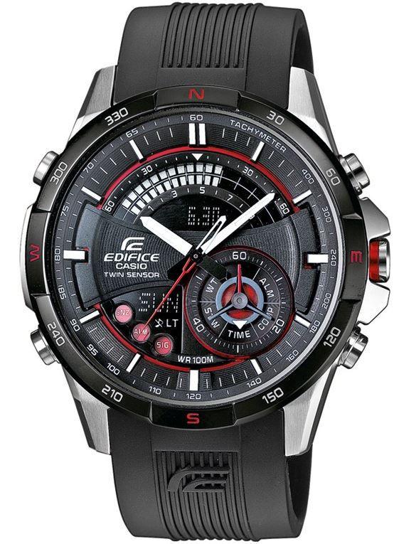 Casio Knaller! Casio Edifice ERA 200B 1AVER Herren Chronograph statt 198€ für 134,60€   Update