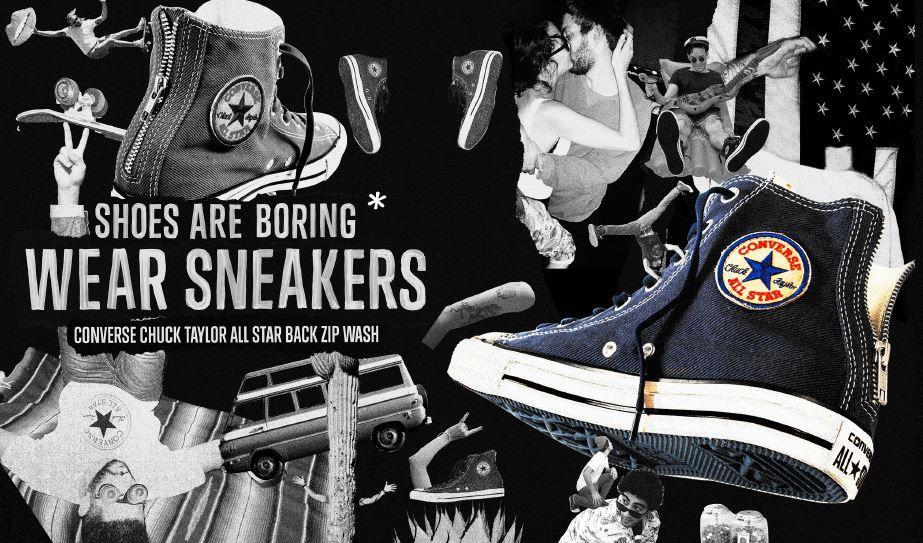 CONVERSE Sneaker ab 35€ bei Vente Privee