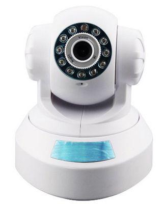 DbPower IP Kamera mit WLAN und Nachtsicht für 19,98€