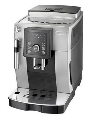 DeLonghi ECAM 24.210 DeLonghi ECAM 24.210 Kaffeevollautomat mit Aufschäumdüse für 333€