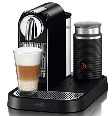 DeLonghi EN 266 Nespresso Citiz Kapselmaschine für 73€ (statt 144€)   Zustand sehr gut