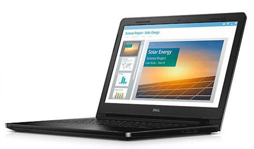 Dell Inspiron 3451   14 Zoll Einsteiger Notebook (Celeron, 2GB Ram, 500GB, HDMI, USB 3.0, Win 8.1) für 197,10€