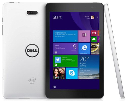 Dell Venue 8 Pro   8 Zoll Tablet 32GB, Win 8 Touchscreen + 1 Jahr Microsoft Office 365 Personal 1 PC/MAC + Tablet statt 150€ für 89€   Update