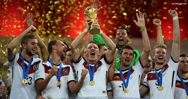 Gewinner! Tippe das Ergebnis Deutschland vs. Australien und gewinne einen von vier 20€ Amazon Gutscheine