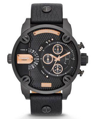 Diesel Little Daddy XL Herren Armbanduhr für 149,90€