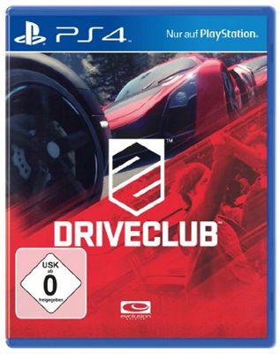 DriveClub DriveClub (PS4) für 24,98€