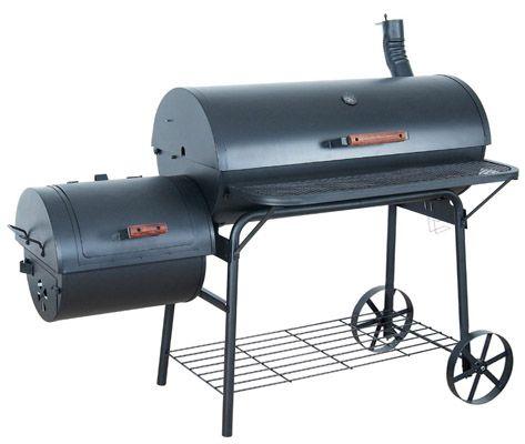 El Fuego Enola Smoker Holzkohlegrill für 149,99€ (statt 178€)