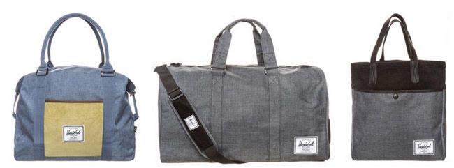 Günstige Taschen bei Outfitter – z.B. Converse Flat Zip Reporter für 16€