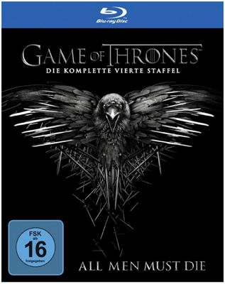 Game of Thrones   Staffel 4 auf Blu ray ab 28€
