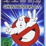 Ghostbusters 1 & 2 (4K Mastered, Blu-ray) ab 7,97€