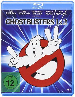 Ghostbusters 1 & 2 (4K Mastered, Blu ray) ab 7,97€