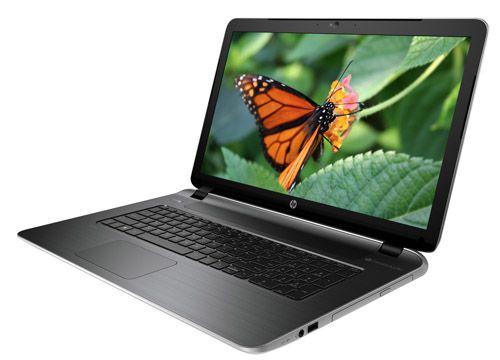 HP 17 f255ng HP 17 f255ng   17 Zoll HD+ Notebook (2,1 GHz, 8GB Ram, 508GB SSHD, Radeon R7 M260 2GB) für 407,89€