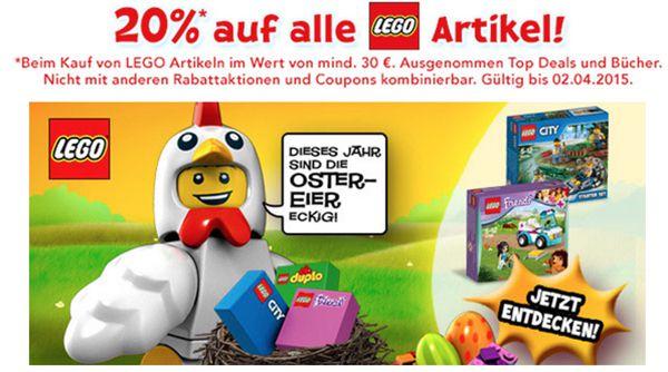 Lego Angebote 20% Rabatt auf Lego bei ToysRUs   z.B. Star Wars Todesstern für 336€