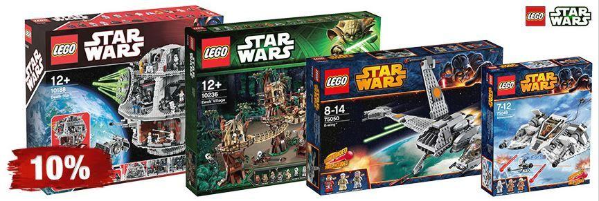 LEGO 10188 Star Wars Todesstern statt 410€ ab 340,19€ und mehr gute Galeria Kaufhof Sonntagsangebote