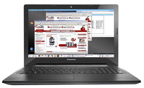 Lenovo Ideapad G50 70   15,6 Zoll Notebook (1,9 GHz, 4GB Ram, 500GB, DOS) für 279€