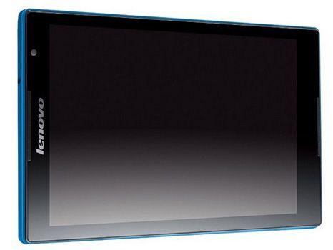 Lenovo Tab S8 50   8 Zoll IPS Tablet (Blau, 1,86 GHz, 2GB Ram, 16GB, WLAN) für 145,77€